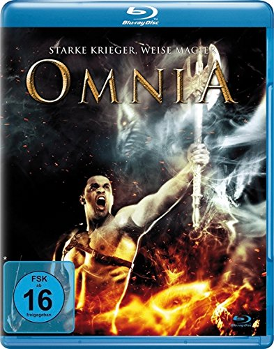 Omnia Starke Krieger, weise Magier Blu-ray Review Cover
