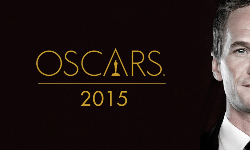 Oscars 2015 87th Annual Academy Awards
