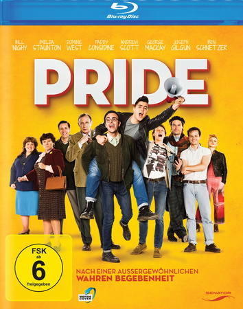 Pride Blu-ray Review Cover