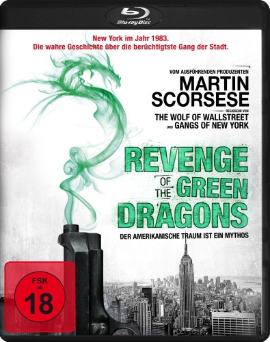 Revenge of the Green Dragons Review Cover