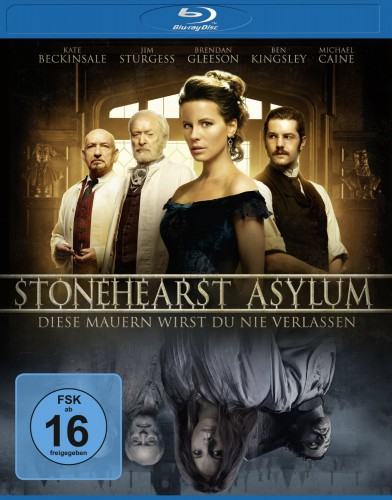 Stonehearst Asylum Blu-ray Review Cover