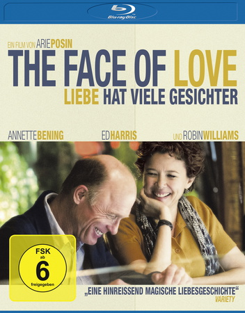 The Face of Love Liebe hat viele Gesichter Blu-ray Review Cover