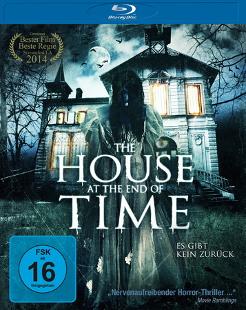 The House at the End of Time Blu-ray Review Cover