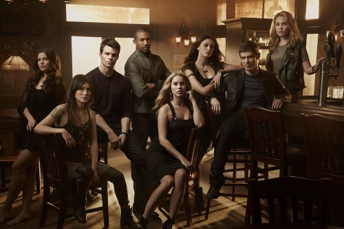The Originals kpl. erste Staffel Blu-ray Review Szene 1