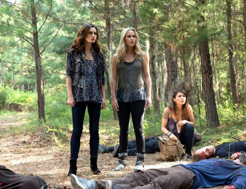 The Originals kpl. erste Staffel Blu-ray Review Szene 2