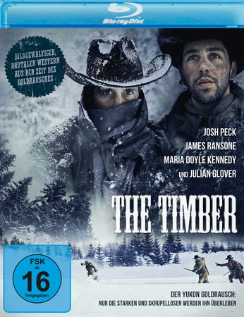 The Timber Blu-ray Review Cover