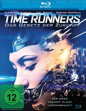 Time Runners - Das Gesetz der Zukunft Blu-ray Review Cover