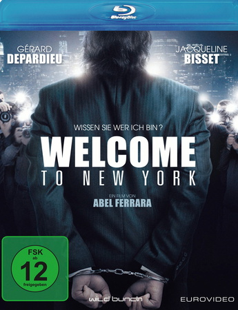 Welcome to New York Blu-ray Review Cover