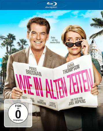 Wie in alten Zeiten Blu-ray Review Cover
