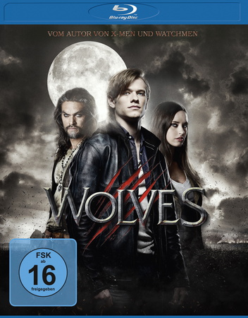 Wolves - Die letzten ihrer Art Blu-ray Review Cover