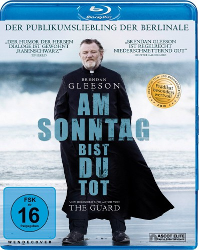 am sonntag bist du tot Blu-ray Review Cover
