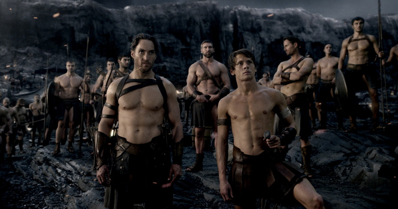 300 Rise of an Empire 3D Blu-ray Review Szene 6