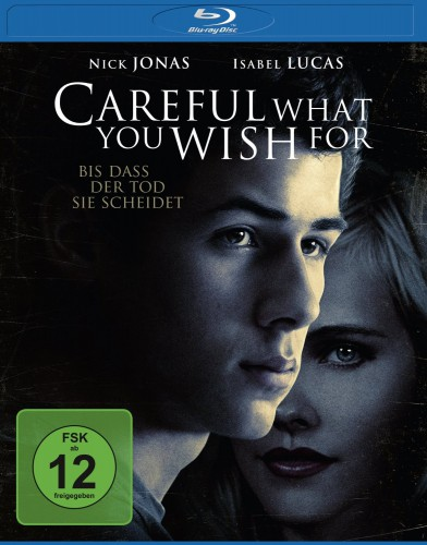 Careful What You Wish For - Bis dass der Tod sie scheidet Blu-ray Review Cover