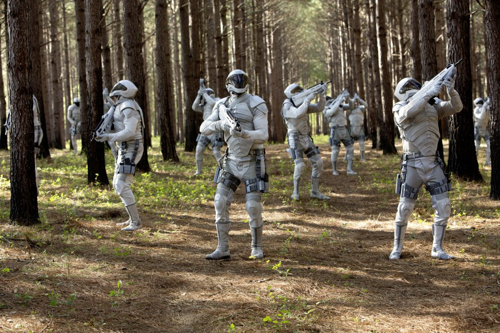 Die Tribute von Panem - Mockingjay 1 Blu-ray Review Szene 3