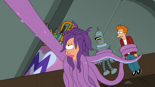 Futurama Season Staffel 8 DVD Review Szene 4