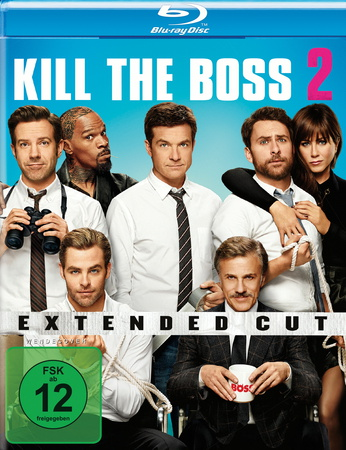 Kill the Boss Blu-ray Review Cover