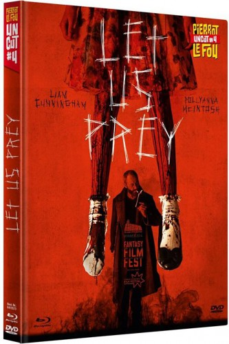Let us prey uncut Blu-ray Review Cover