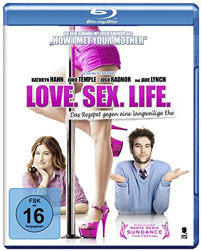 Love. Sex. Life. Blu-ray Review Cover