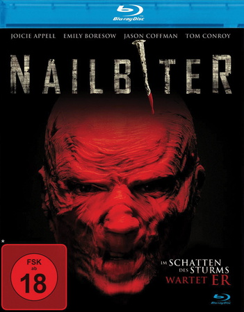 Nailbiter Im Schatten des Sturms kommt er Blu-ray Review Cover