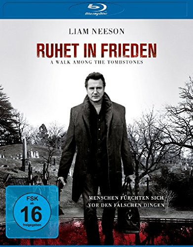Ruhet in Frieden A Walk Among the Tombstones Blu-ray Review Cover