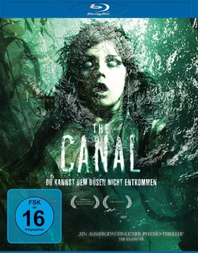 The Canal du kannst dem bösen nicht entkommen Blu-ray Review Cover