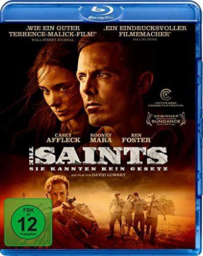 The Saints sie kannten kein gesetz Blu-ray Review Cover