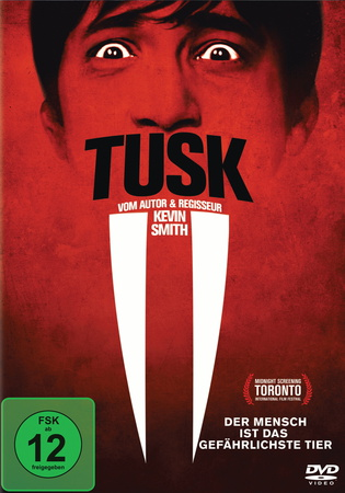 Tusks Blu-ray Review Cover