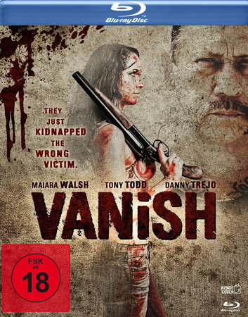 VANish Blu-ray Review Cover