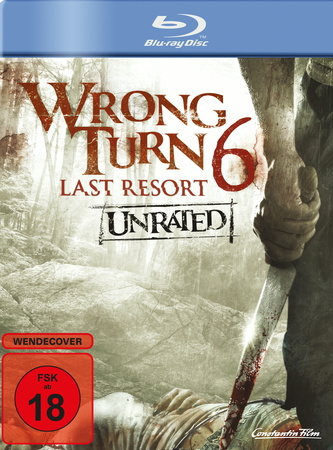 Wrong Turn 6 Last Resort DVD Review Cover