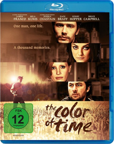 the color of time Blu-ray Review Cover