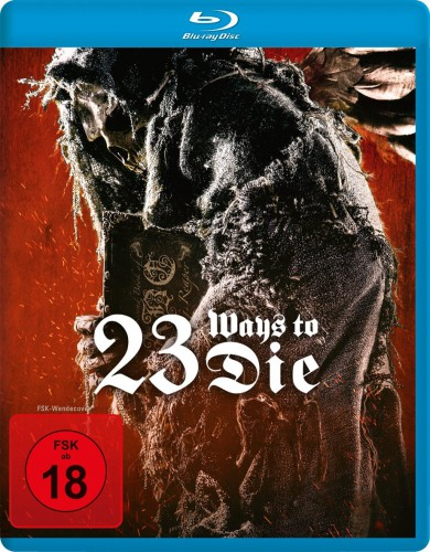 23 ways to die abcs of death 2 Blu-ray Review Cover