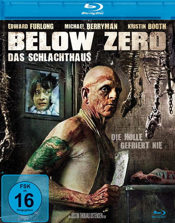 Below Zero Das Schlachthaus Blu-ray Review Cover