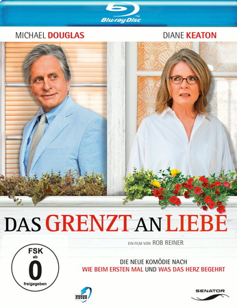 Das grenzt an Liebe Blu-ray review cover