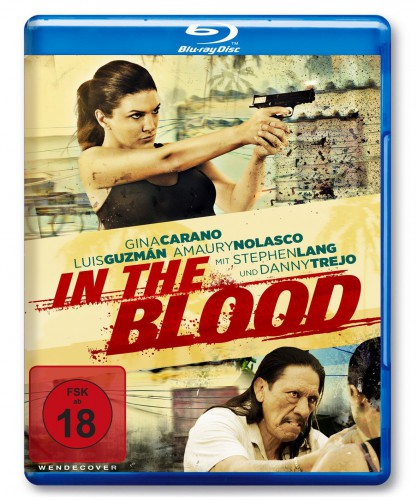 In the Blood Blu-ray Review Cover