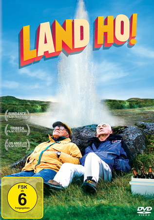Land ho Blu-ray Review Cover