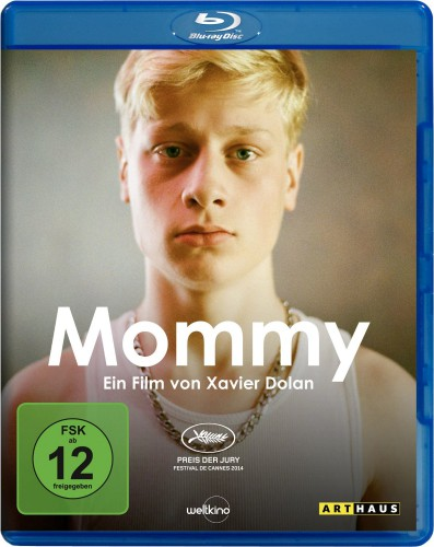 Mommy Blu-ray Review Cover