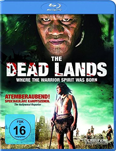 The Dead Lands Where the Warrior Spirit was born Blu-ray Review Cover