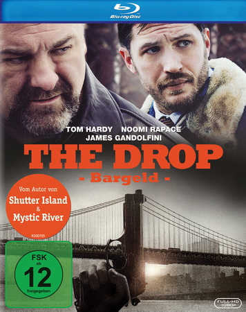 The Drop Bargeld Blu-ray review cover