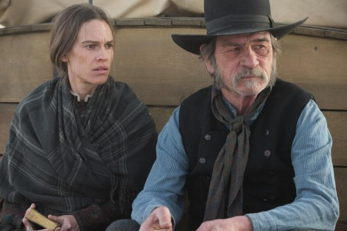 The Homesman Blu-ray Review Szene 1