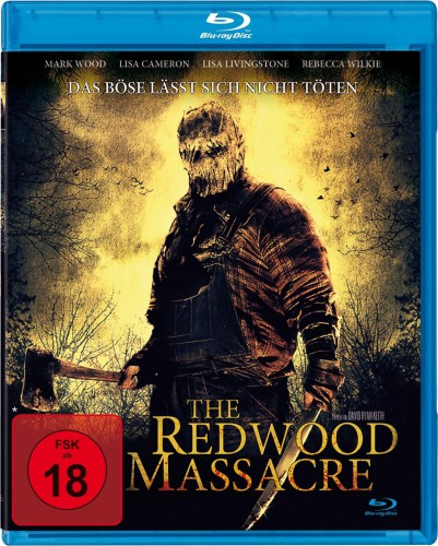 The Redwood Massacre Blu-ray Review Cover