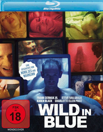Wild in Blue Blu-ray Review Cover