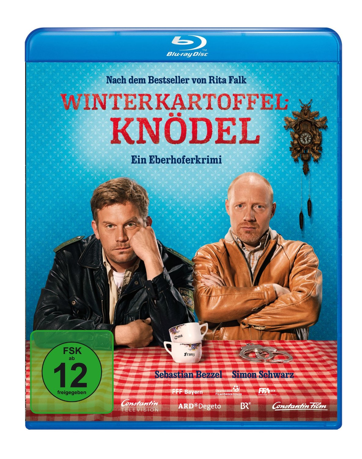 Winterkartoffelknödel Blu-ray Review Cover