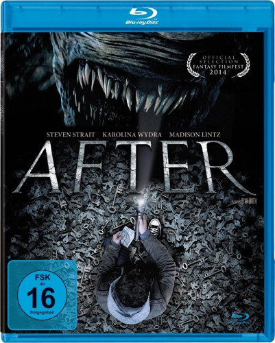 After Blu-ray Review Cover