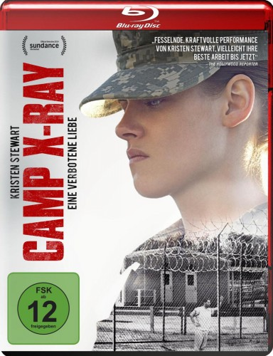 Camp X-Ray - Eine verbotene Liebe Blu-ray Review Cover