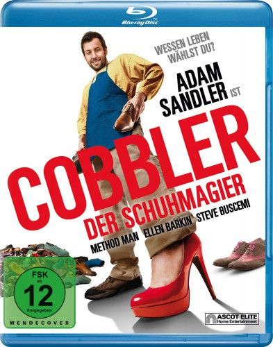 Cobbler Der Schuhmagier Blu-ray Review Cover