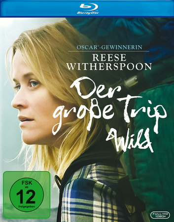 Der große Trip - Wild Blu-ray Review Cover