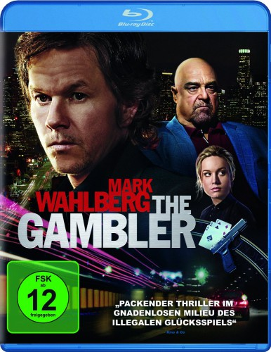 The Gambler Blu-ray Review Cover