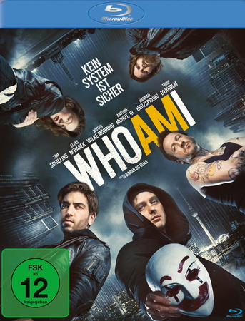 Who am I Kein System ist sicher Blu-ray Review Cover