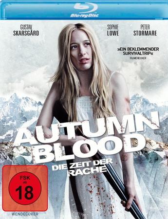 Autumn Blood - Die Zeit der Rache Blu-ray Review Cover