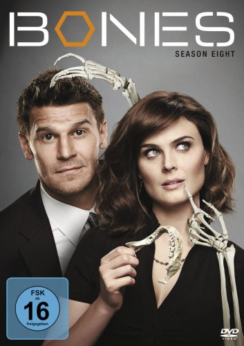 Bones Season Nine 8 DVD Review Cover
